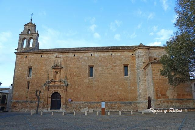 Iglesia de San Juan Bautista, Alarcón
