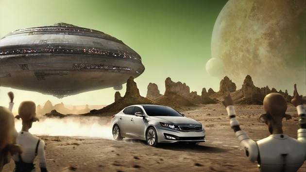 KIA Super Bowl Commercial 2011