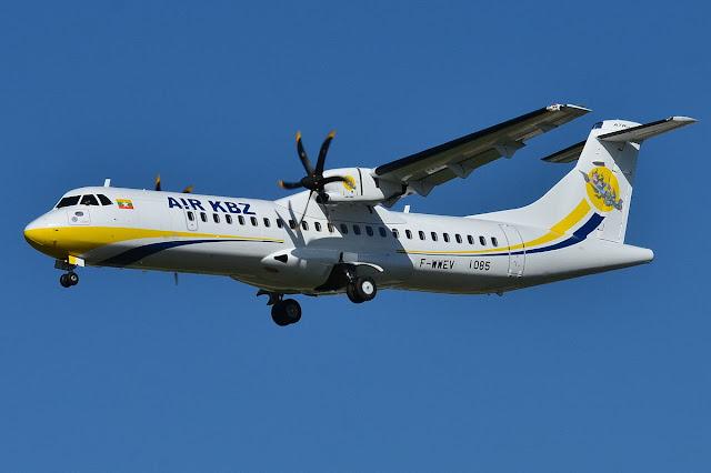 Air KBZ - Foto: Wikipedia (Creative Commons).