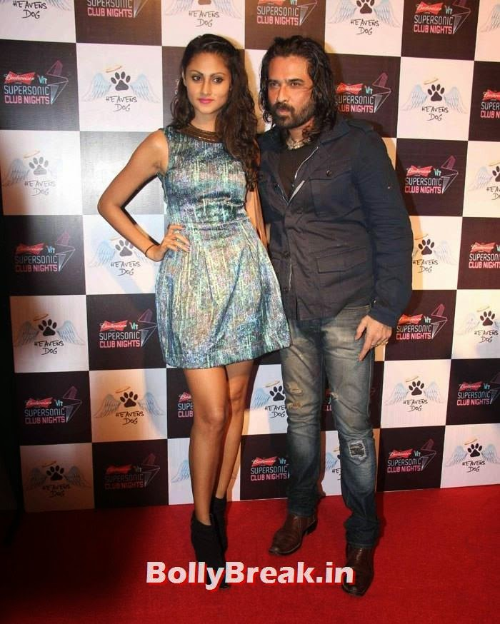 Mukul Dev, Heavens Dog Launch - Indian Tv Celebs pics september 2014