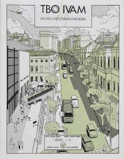 El IVAM reedita el cómic 'TBO IVAM' de Daniel Torres y publica un libro ilustrado por Carlos Maiques