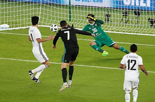 Al Jazira 1-2 Real Madrid: VAR và Bale cứu nguy 4