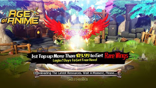 Age of Anime - Heroic battle v0.1.0.5 Apk