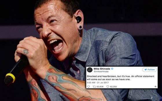 Kenali Siapa Sebenarnya Vokalis Linkin Park, Chester Bennington Sebelum Anda Menghukum
