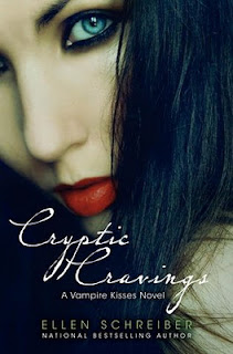 Cryptic+Cravings Cryptic Cravings    Libro Nro. 8    Saga Vampire Kisses   Ellen Schreiber