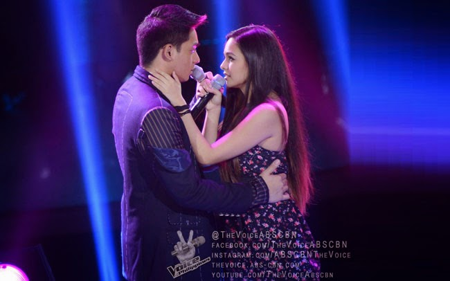 Team Lea's Thara Jordana vs Jem Cubil sing 'Kung Ako'y Iiwan Mo' on December 14 Battle Round