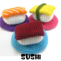 http://patronesamigurumis.blogspot.com.es/search/label/SUSHI