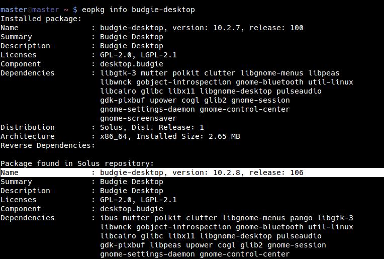 Desktop Environment Review: Budgie