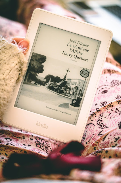 ebook Harry Quebert