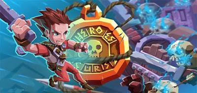 Heroes Curse ialah sebuah game dengan gabungan element dari RPG klasik dengan gameplay ha Unduh Game Android Gratis Heroes Curse apk + obb
