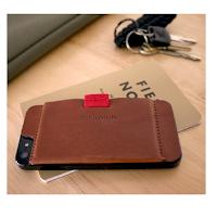Un portefeuille pour iPhone simple et pratique