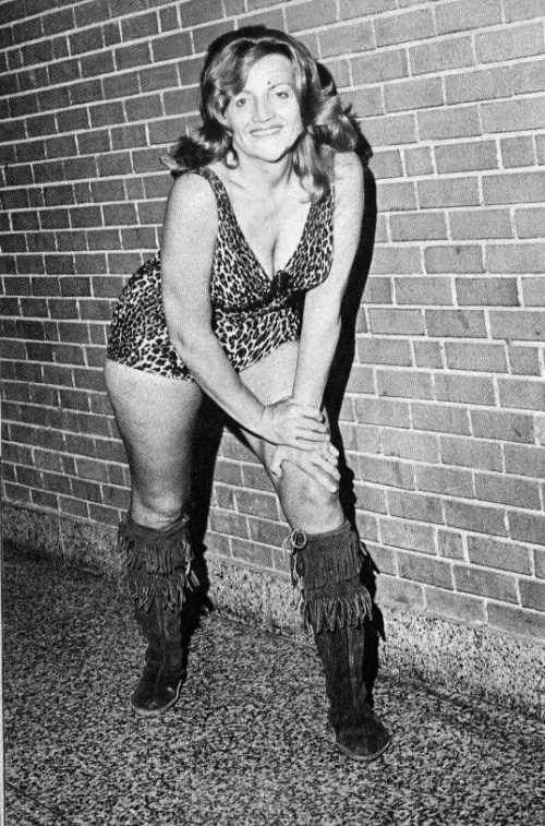 Natasha The Hatchet Lady - Classic Womens Pro Wrestling