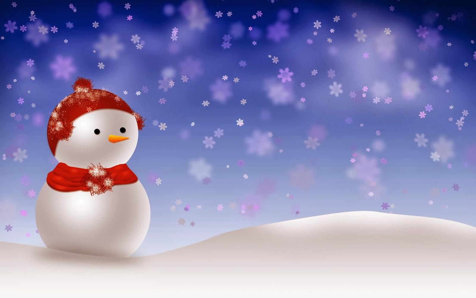 desktop backgrounds 4u snowmen