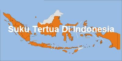 Suku Tertua di Indonesia