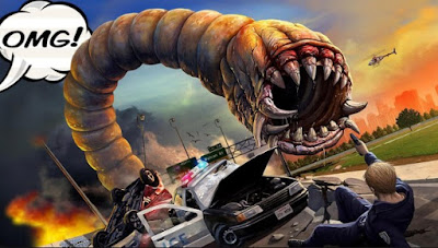 Death Worm Full Apk for Android (paid)