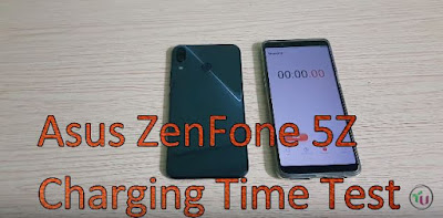 Asus Zenfone 5Z Charging Time & Battery Test