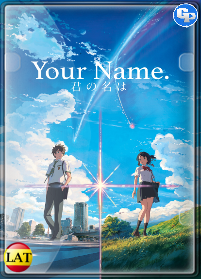 Your Name (2016) LATINO