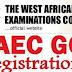 WAEC GCE Jan/Feb Registration 2018 Has Commenced - See Details