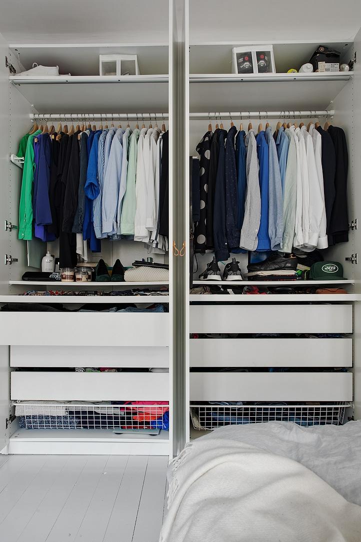 IKEA PAX, SZAFA IKEA, jak zorganizować szafę? Jak urządzić szafę