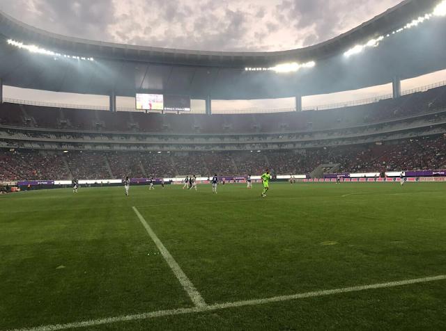 Porto igualó 2-2 ante Chivas