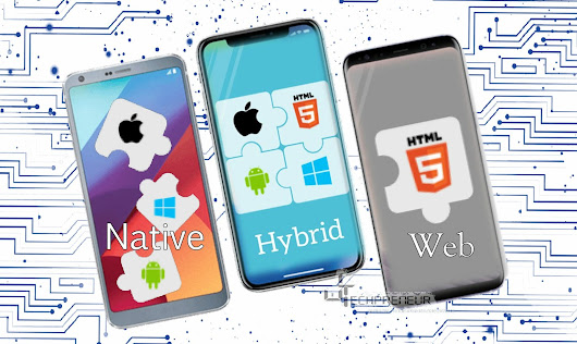 Native Apps, Web Apps and Hybrid Apps [Explained] 1