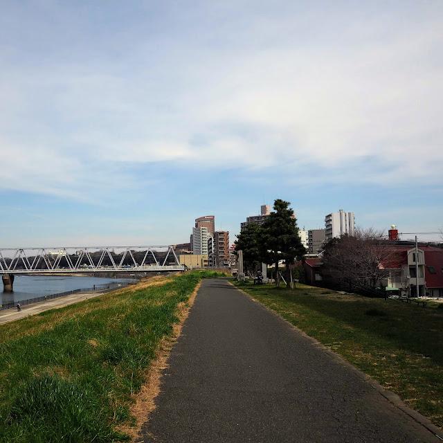 江戸川 市川橋