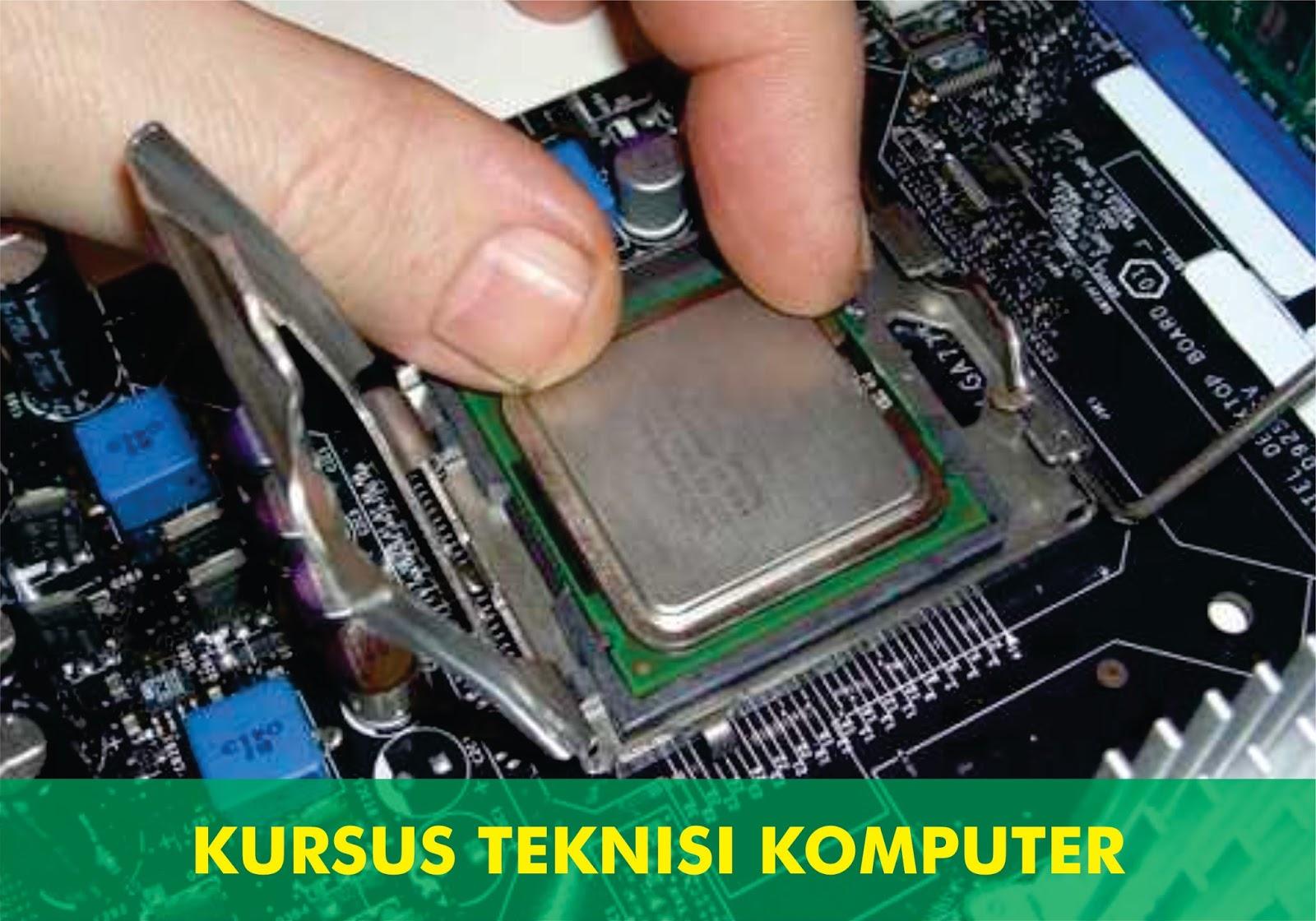 Hasil gambar untuk keunggulan kursus teknisi komputer