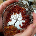 Awesome Tree of Life Wire Suncatcher Tutorial