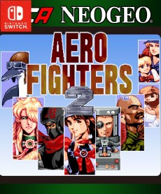 ACA NeoGeo Aero Fighters 2 - Download Game Nintendo