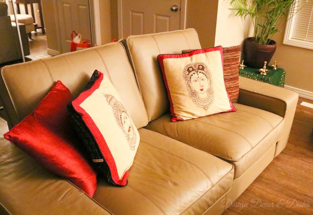 Raja Rani Cushions