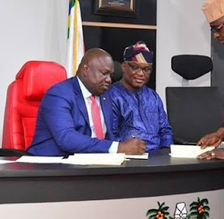 Ambode Okays Death Penalty For Kidnapers