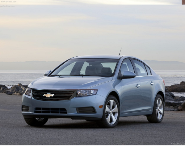 automovel Chevrolet Cruze 2014