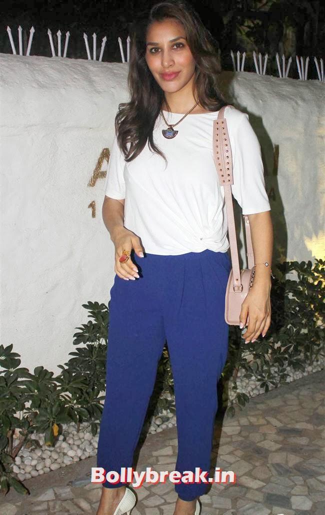 Sophie Choudhary, Salman Khan's Sister Alvira Khan Store Launch