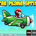 Free Sprite - Air Plane Sprite