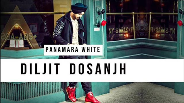 Panamera White Lyrics – Diljit Dosanjh | Punjabi Song