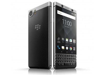 BlackBerry KEYone es el nuevo smartphone Android con teclado físico