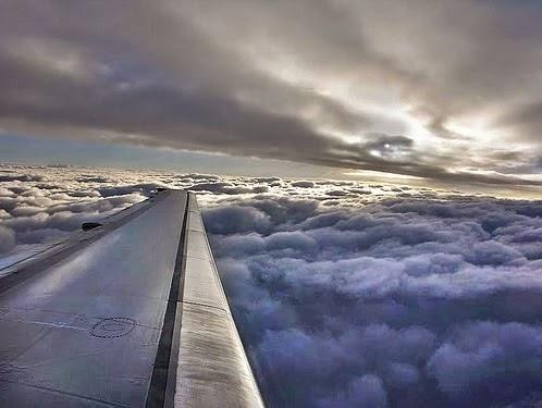 التصوير بين السحب
