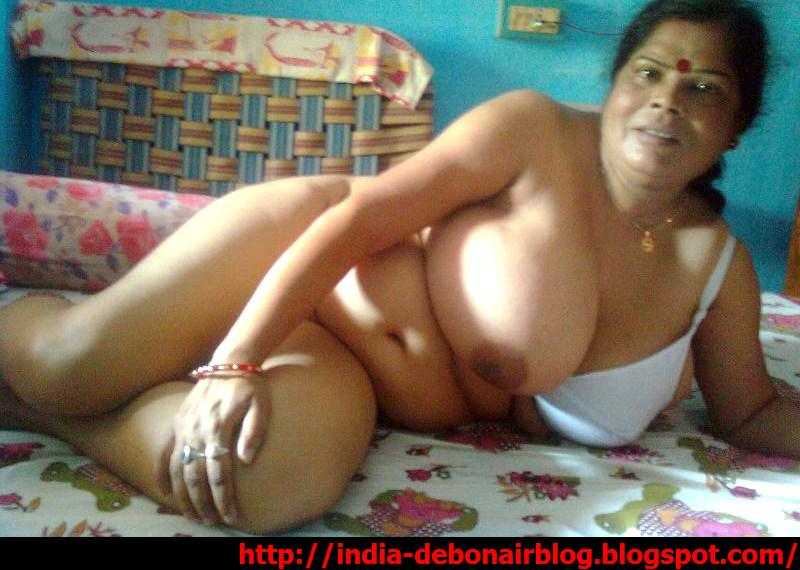 Lady indian old nude age