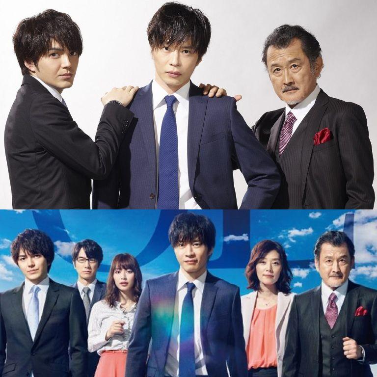 Film Jepang 2019 Ossan's Love: The Movie (Gekijoban Ossan zu Rabu)