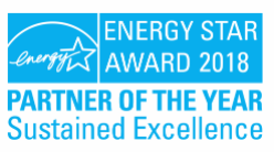 Canon U.S.A. Earns 2018 ENERGY STAR® Partner of the Year – Sustained Excellence Award