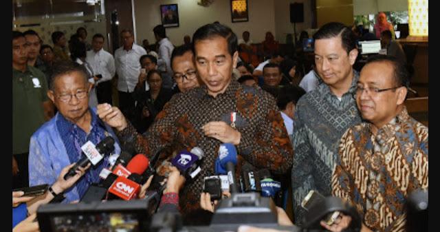 Soal Pembentukan TGPF Kasus Novel, Presiden Jokowi: Itu Rekomendasi Komnas HAM