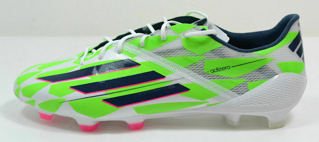 bf165f68c43 order adidas f50 adizero fg core white rich blue solar green a6e0d 10d41   greece adidas f50 adizero 2014 2015 football boot colorway in late october  2014 ...