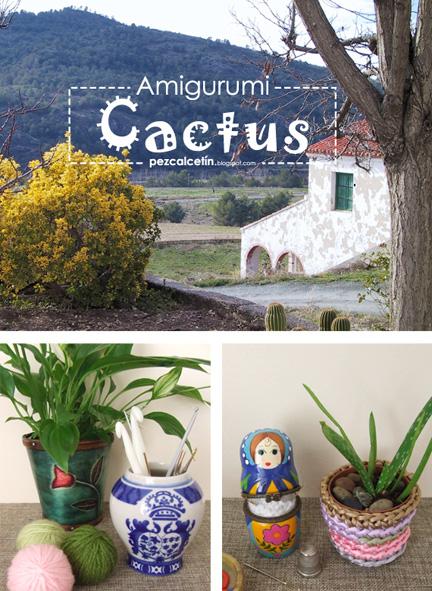 """""""cactus"""" """"pez calcetin"""" """"trapillo crochet"""""""