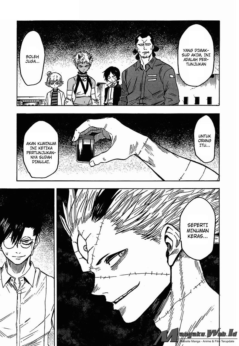 Blood Lad Chapter 70-18
