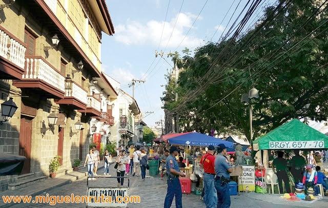 Intramuros-Manila