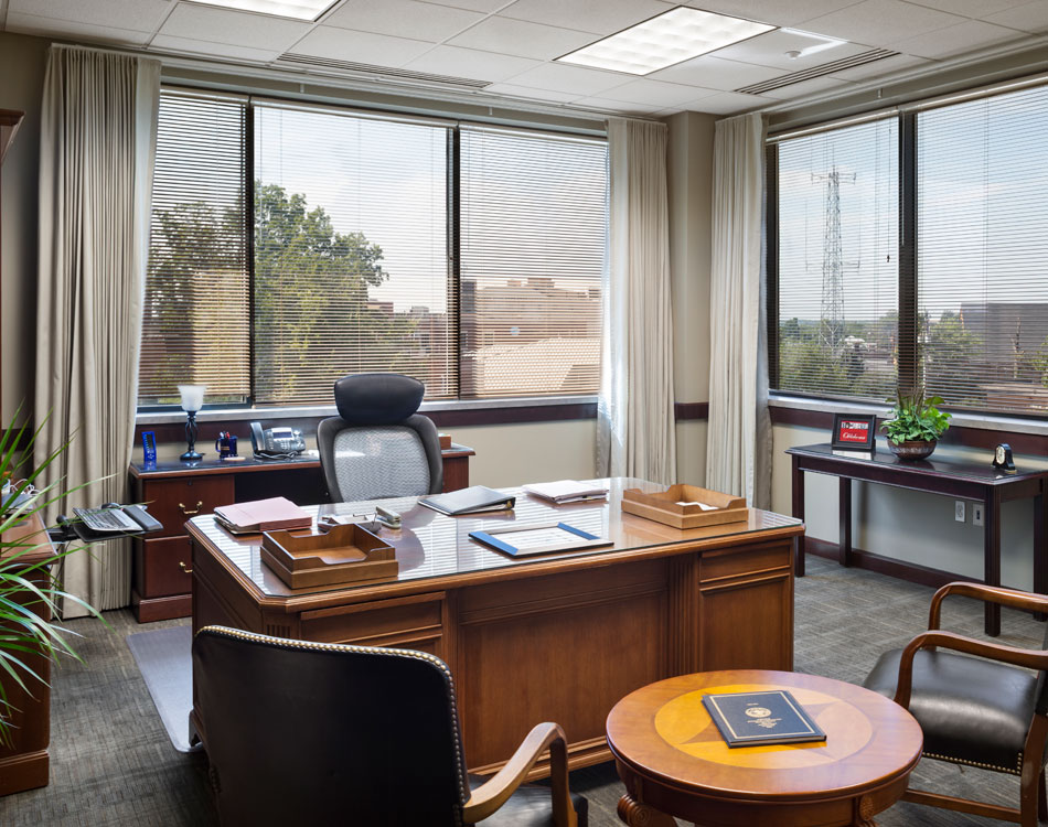 Beautiful Office Information Center