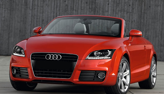 Finally! Audi Reveals 3rd Gen TT – New Model After 20 Years