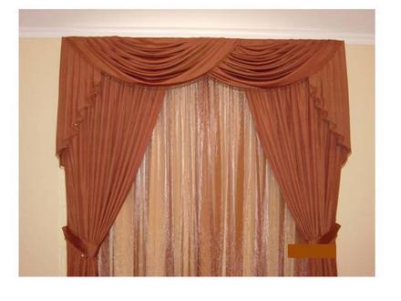 Decorando Dormitorios Fotos De Cortinas Para Sala Con Cenefas - Cenefas-para-cortinas-de-sala