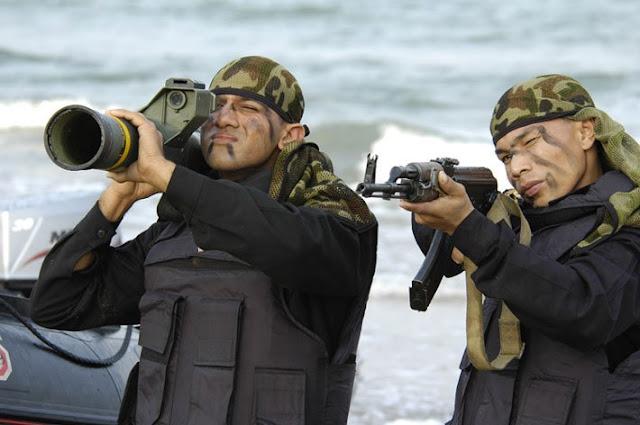 marcos commando force india