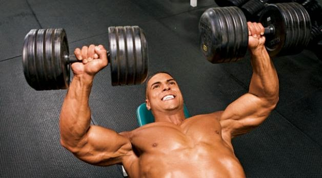 ابنى عضلات صدر اكبر بهذه التدريبات القاسية